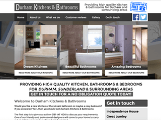 Durham Kitchens & Bathrooms