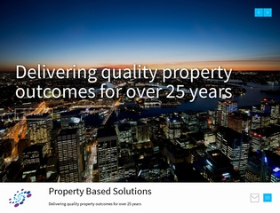 Property Based Solutions